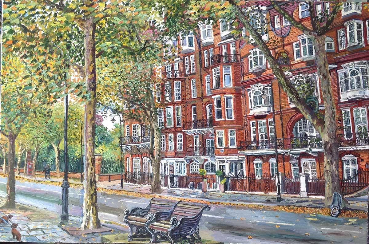 Chelsea embankment melissa scott miller for 17 carlton house terrace london