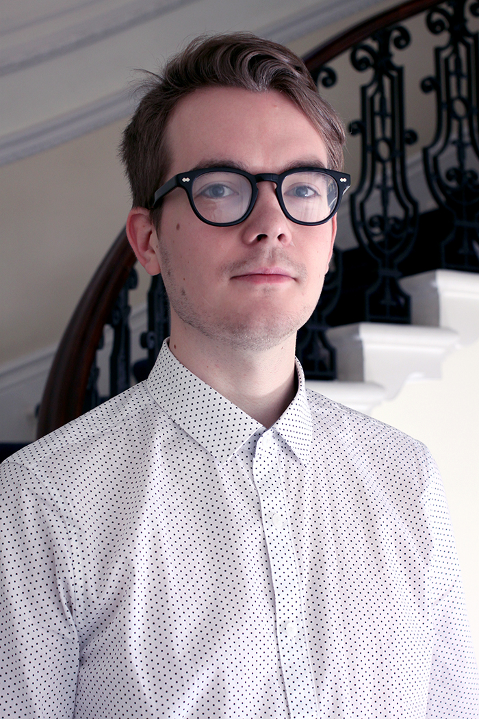 In Conversation with Jack Sutherland, Weekend Gallery Manager | Mall