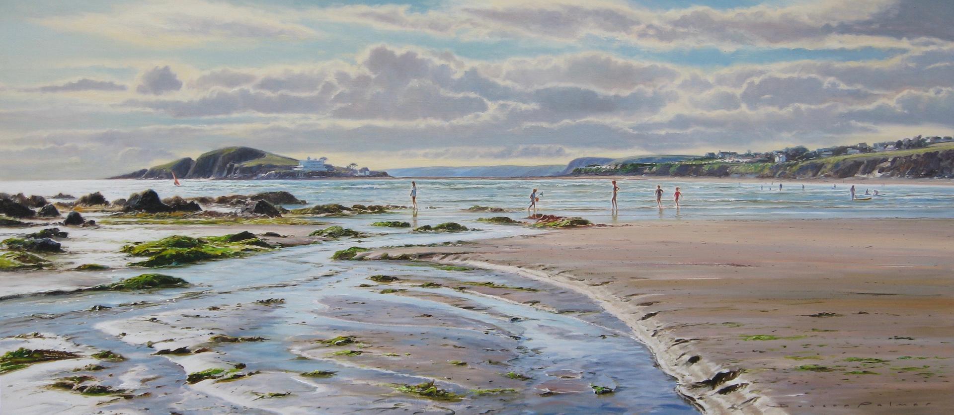 Bantham Beach by Duncan Palmar