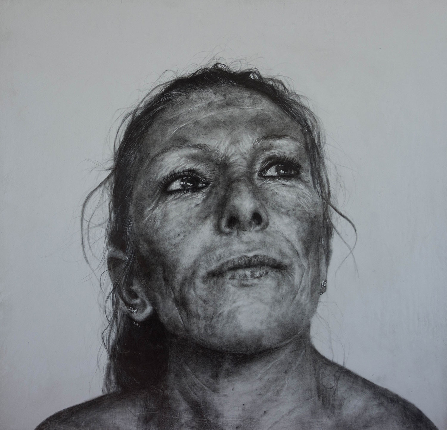 Emerging artists in the pastel society exhibition 2019