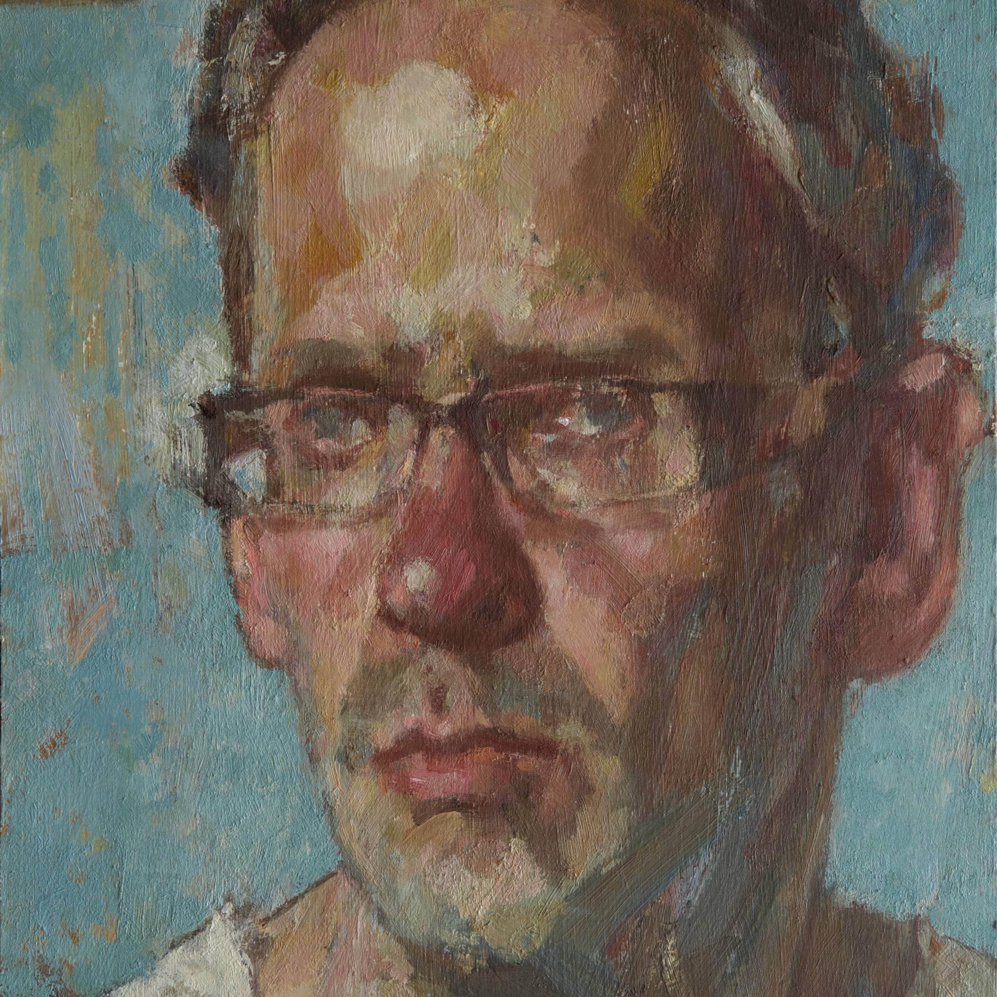 Portrait Painting Course Uk