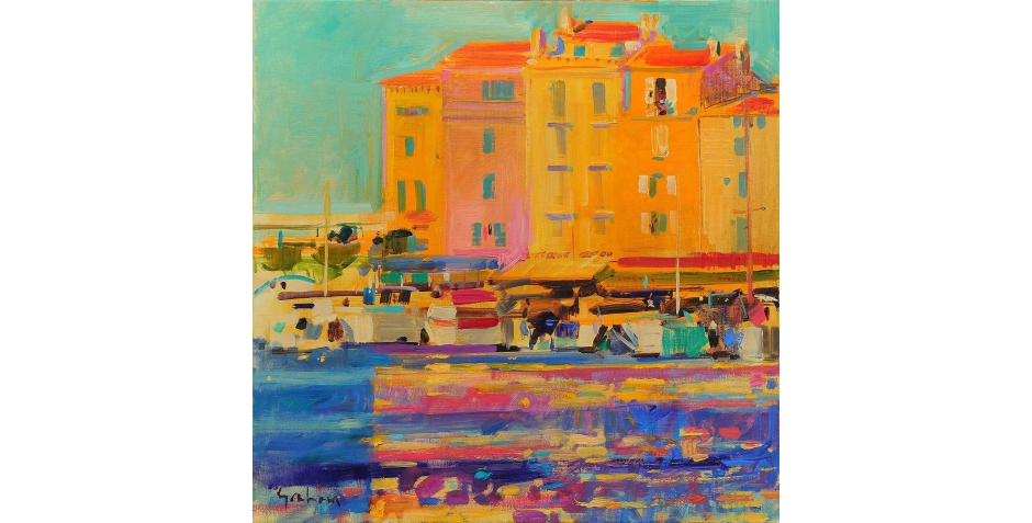 Graham-Peter-Shimmering-Light-St-Tropez-Port.jpg
