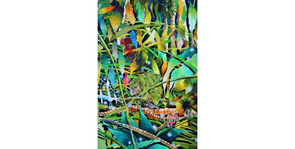 Kate Morgan Artist Kakapo