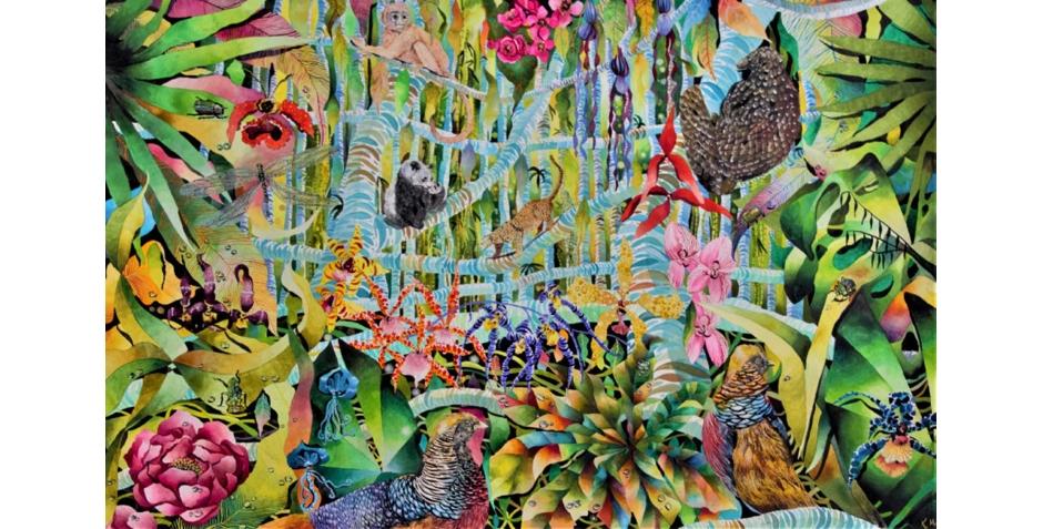 Kate Morgan Artist Lost in China