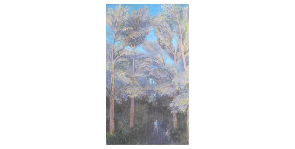 Trees_near_a_Waterfall___oil_204x118cm_1.JPG
