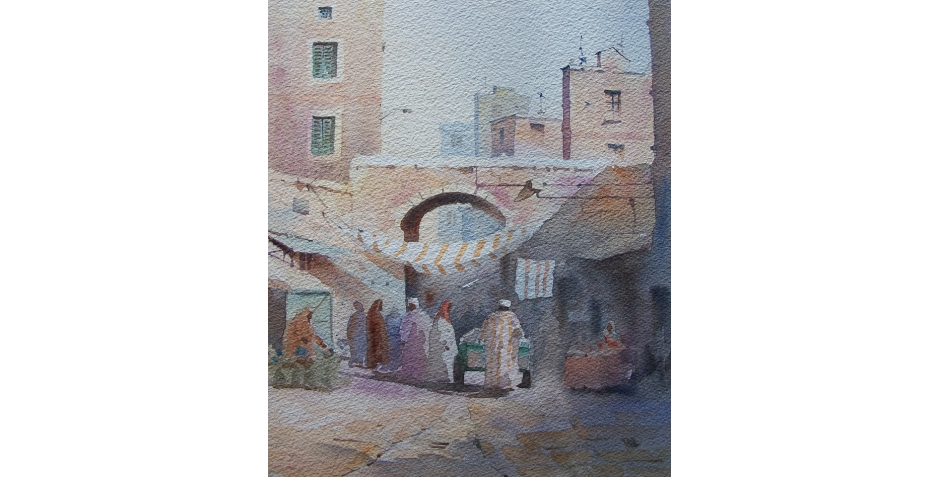 Souk Marrakesh - Peter Cronin.JPG