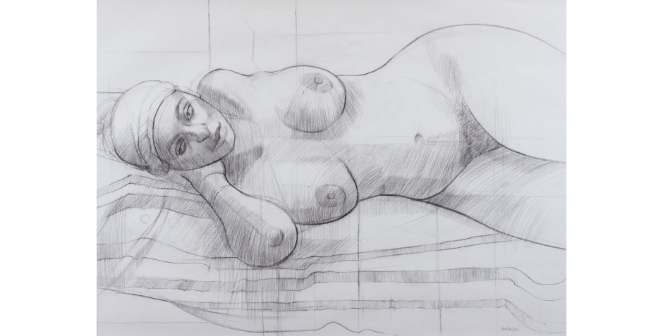 Reclining Nude 1
