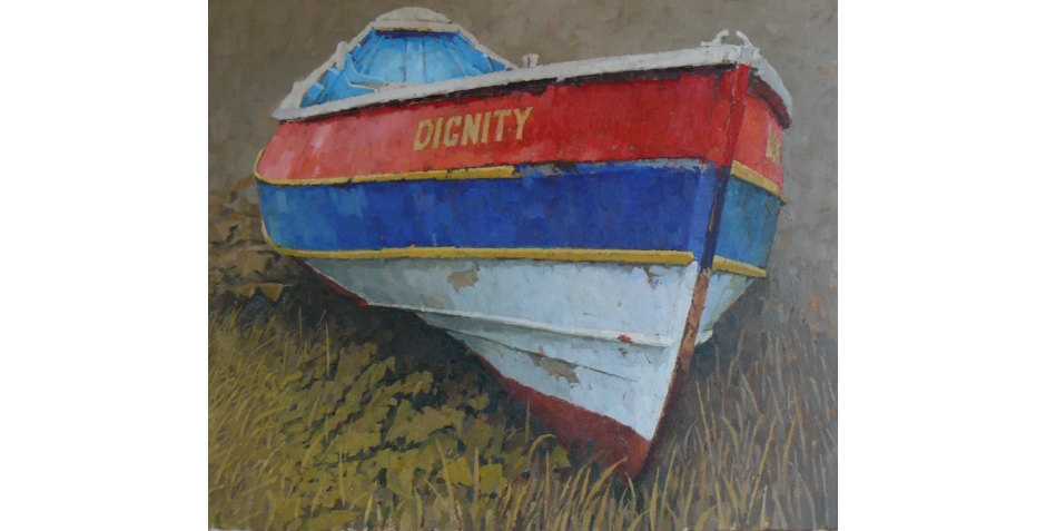 Richard Dack RSMA, Dignity