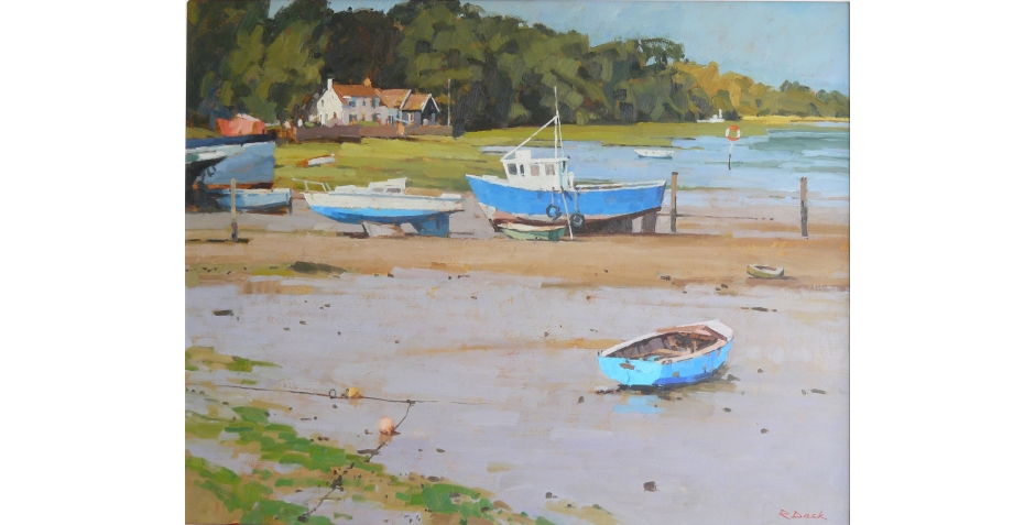 Richard Dack RSMA, Pin Mill