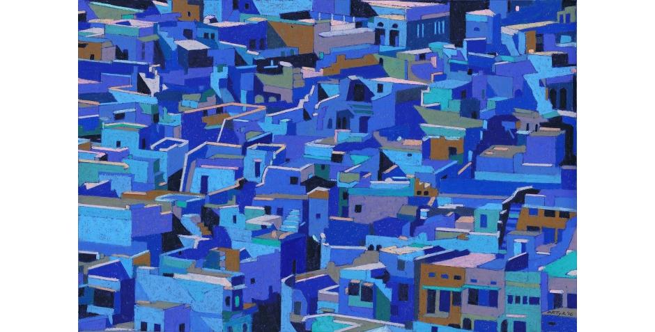 Richard Rees Jodphur Roofs 2