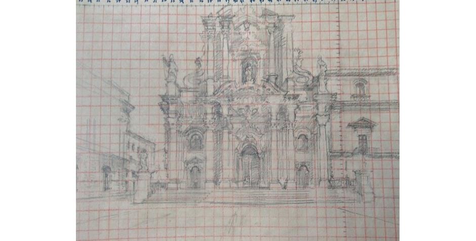 Kuhfeld_Peter-'Syracuse Cathedral, Sicily'.jpg
