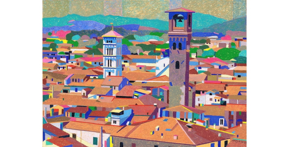 Richard Rees PS Lucca Roofs