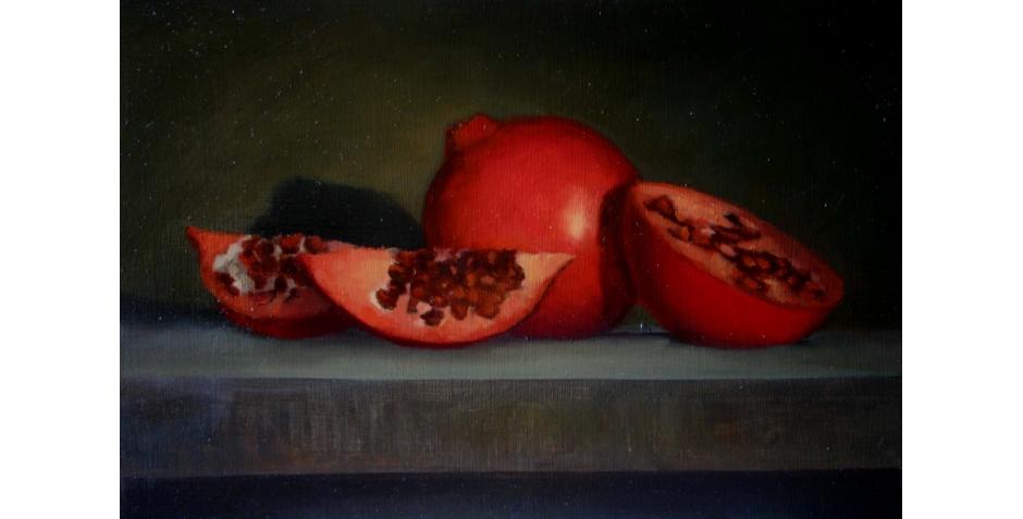 On the Shelf by Liz Balkwill