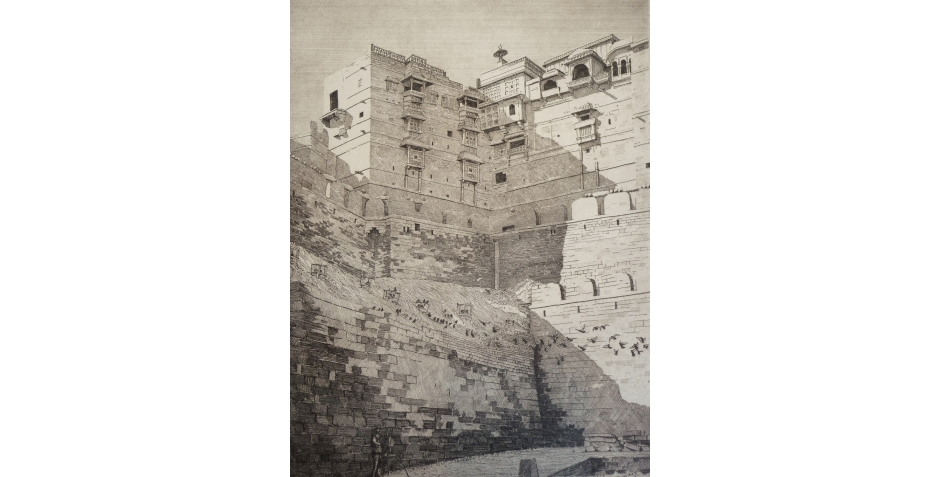 TAYLOR WILL Jaisalmer Fort  Rajasthan.JPG