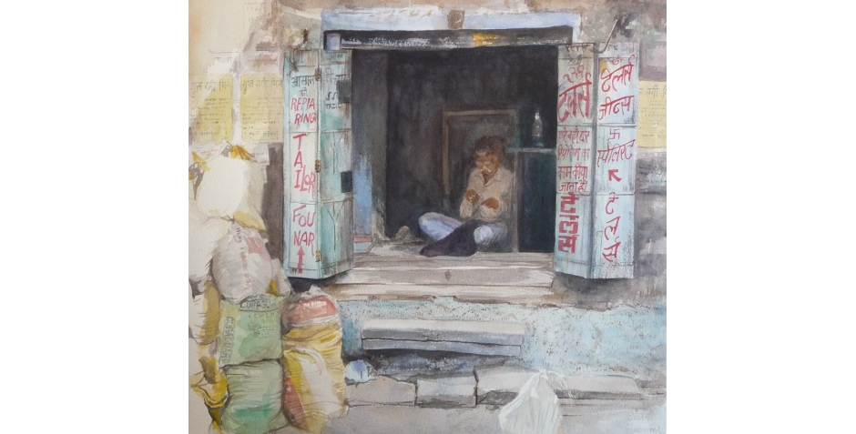 TAYLOR WILL The Tailor of Jodhpur.JPG