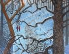 Snow in Stockgrove