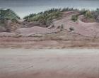 Dunes  23 x 29cm watercolour by Lillias August C.jpeg