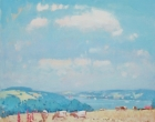 Stephen Brown RBA, Salcombe Estuary