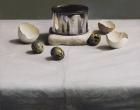 Hemingway-Andrew-Still Life Arrangement with Venetian Marble on Damask.jpg
