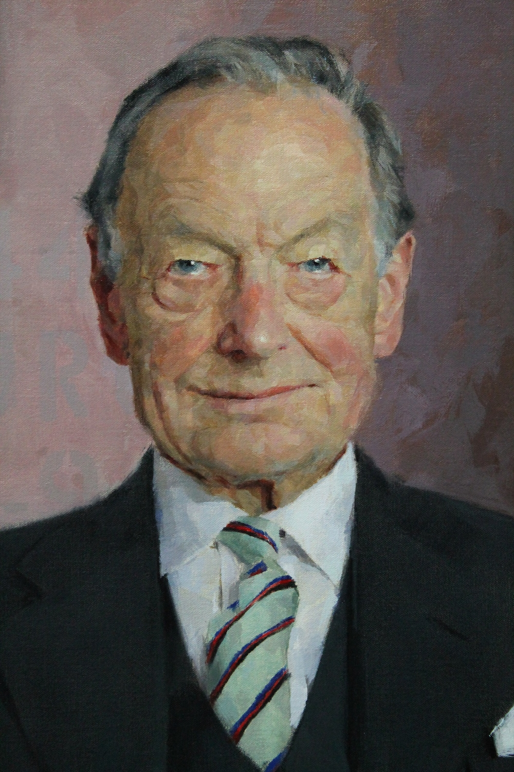 Royal society of portrait painters annual exhibition 2016 mall the rt hon sir stephen brown gbe president of the malvernian society courtesy of malvern college keith breeden rp publicscrutiny Choice Image
