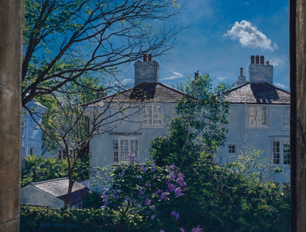 Spring morning brighton mark mclaughlin for 17 carlton house terrace london