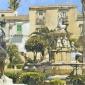 The Winged Bronze, Il Giardino de Barocco, Noto, Sicily.jpg