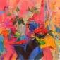 Peter Graham Artist Cassis Roses
