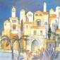Huntly-Moira-Mediterranean-Village-pastel-25x27cms.jpg