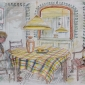 "Bawden-Richard-""At Home with the Cat"" w_c £1200.jpg"