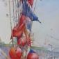 Miller-Rosemary-Flags-and-Buoys-Port-en-Bessin.jpg