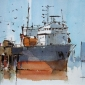 Morton-Keith-Orange-Boat.jpg