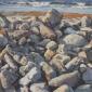 Mulcahy-Bruce-Sunlit-Rocks-Seaton-Beach.jpg