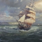 Platje-Marteen-The-Clippership-Sir-Lancelot-passing-South-Foreland.jpg