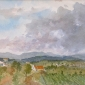 Banning-Paul-Approaching storm over the hills Portugal wc 26 x 40.jpg