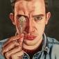Peers-Jordan-Self portrait with seabird skull.jpg