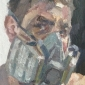 Benson-Tim-Self Portrait with Gas Mask for Painting Fumes.jpg
