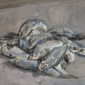 'Sprats', oil on board, 12inches x 16inches, £1500.JPG