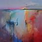 Autumn Sands, Oil on Canvas, 36 x 36.JPG