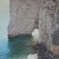 Richard Dack RSMA, Cliffs at Studland