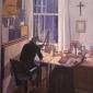 Fleming-Peter-Irmgard-Working-at-Night.jpg