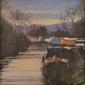 Hodges - Simon - The Kennet and Avon, Bath (pastel).JPG