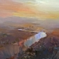 Philip James View from the Shard 90 x 7-0cms.jpg