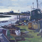 Terry-Karl-Cranes, Boats and Detritus, Rye.png