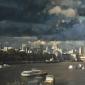 Douglas Gray RSMA, Gathering Storm London