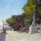 Alade-Adebanji Summer Light Chelsea Embankment