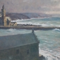 Allbrook-Colin-Stormy Day, Porth Leven.jpg