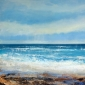 """""""Summer Delight"""" Oil on Canvas by Joanne Last"""""""