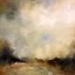 'Nimbus' oil painting by Rachel Arif