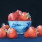 Strawberries by Jacqueline Taber