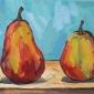 Companion Pears by Sarah Jane Moon